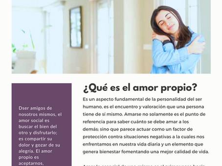 Amor Propio: la verdadera escencia
