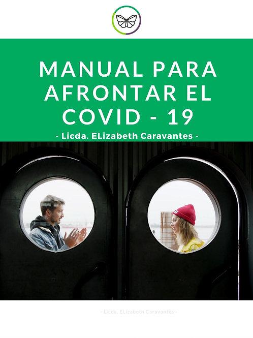 Afrontando el COVID-19: Manejo Emocional
