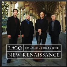New Renaissance | Los Angeles Guitar Quartet | 2015