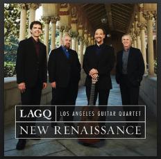 New Renaissance   Los Angeles Guitar Quartet   2015