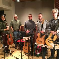 Minneapolis Guitar Quartet, 2018