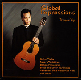 Global Impressions | Brandon Yip | 2001