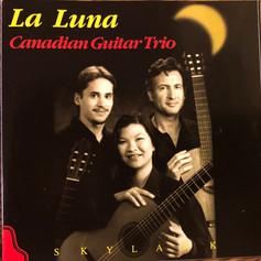 La Luna   Canadian Guitar Trio   1998