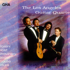 Los Angeles Guitar Quartet   1990