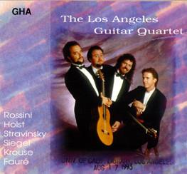 Los Angeles Guitar Quartet | 1990