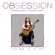 Obsession  |  Krystin O'Mara  |  2013