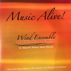 St Cloud State University Wind Ensemble   Music Alive!