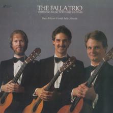 Virtuoso Music for Three Guitars | The Falla Trio | 1984