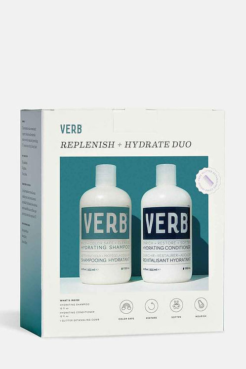Verb Replenish + Hydrate Duo