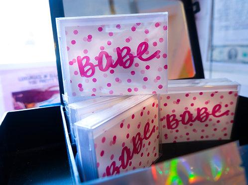 Babe Card Set