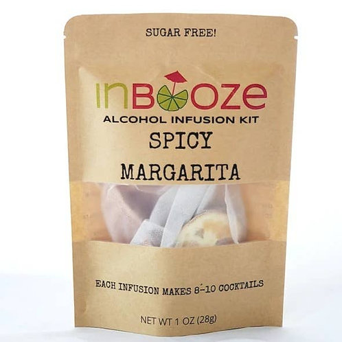 Spicy Margarita Infusion Kit