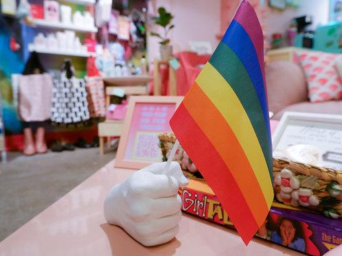 Mini Pride Flag