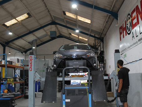 What Is Wheel Alignment?