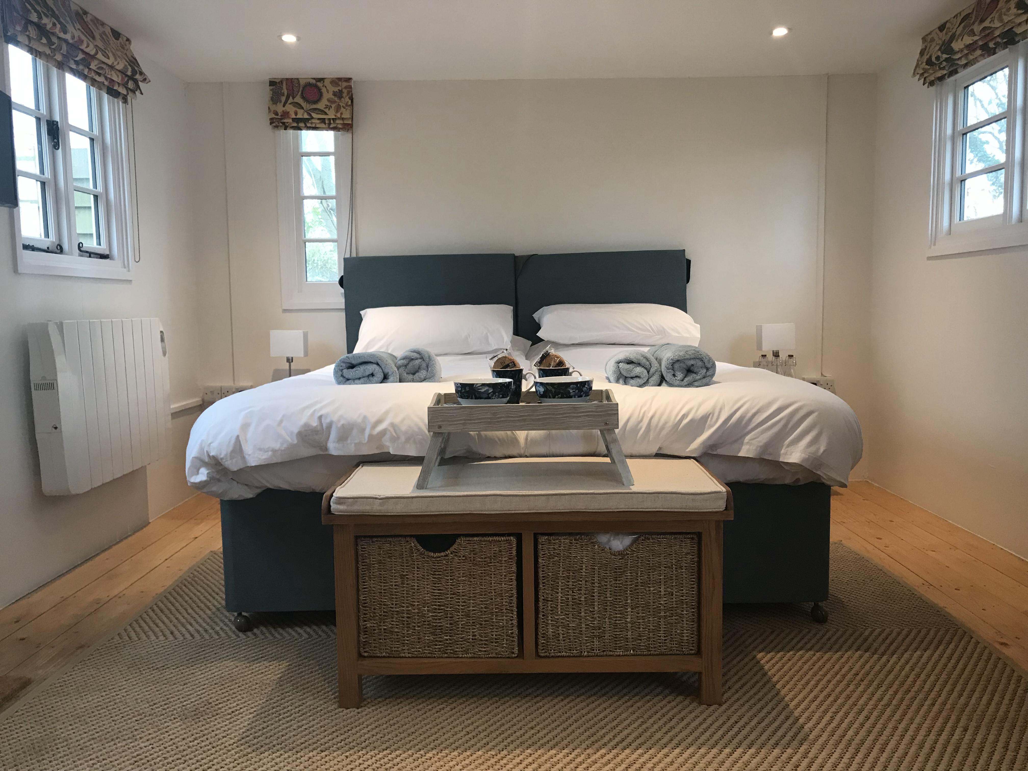 The Hut Accommodation