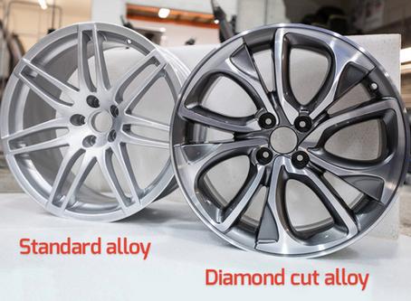 Is My Alloy Wheel Diamond Cut?