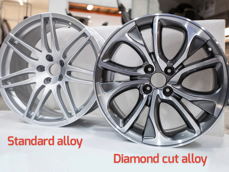 Is My Alloy Wheel Diamond Cut?