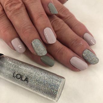 Nails looking beautiful