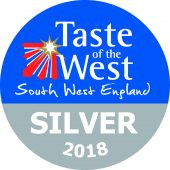 It's a SILVER for our Garlic Mayo!