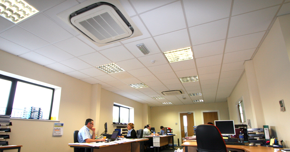 Office Air Conditioning Systems-1