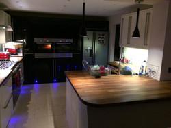 Kitchen Lighting Refit