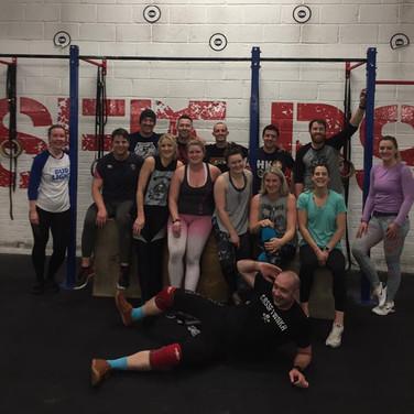 CrossFit BS East Team