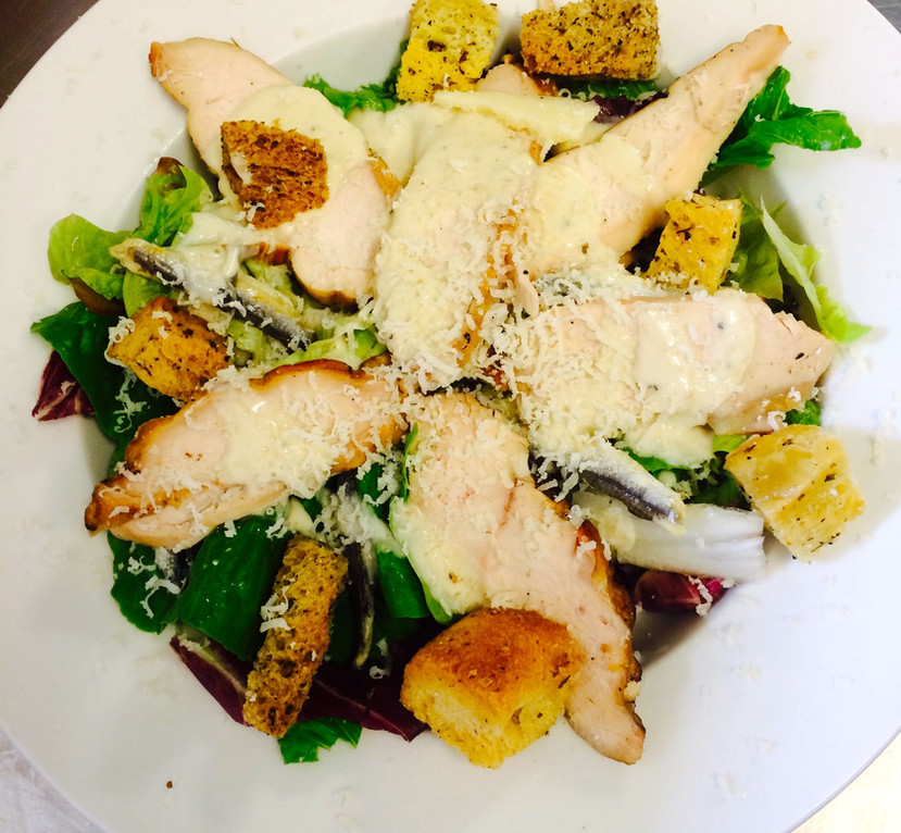 The Halfway House Chicken Salad