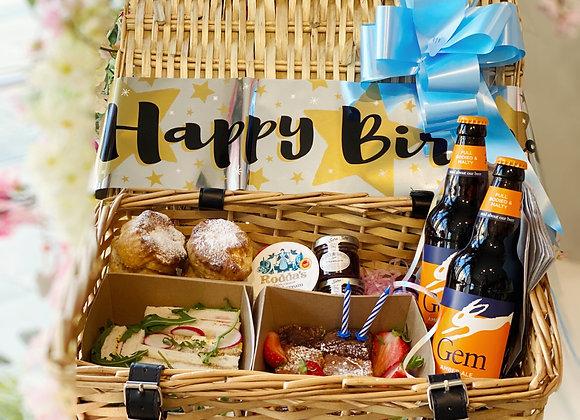Bath Ales Birthday Hamper