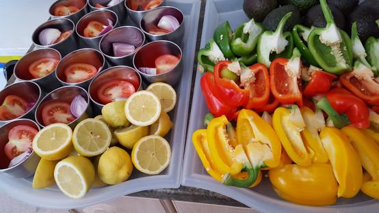 Live Learn Cook Food Prep