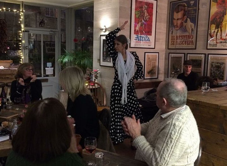 FLAMENCO NIGHTS AT PABLO'S