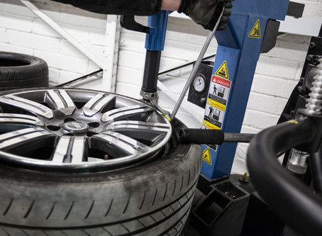 What Is Alloy Wheel Refurbishment?