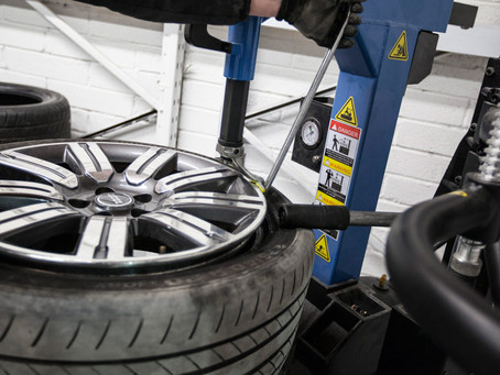 What Is Alloy Wheel Refurbishment?