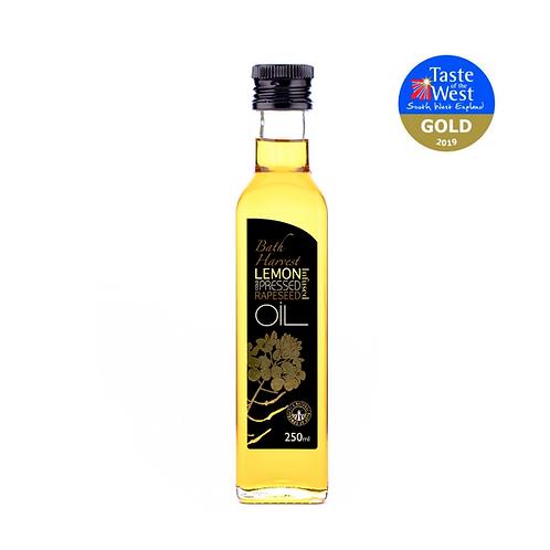 Bath Harvest Lemon Infused Oil