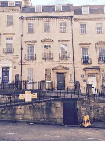 Belmont House Bath