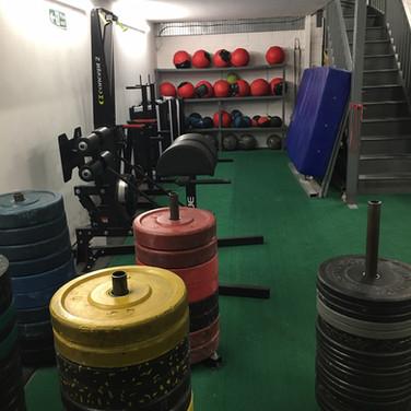 CrossFit BS East equipment