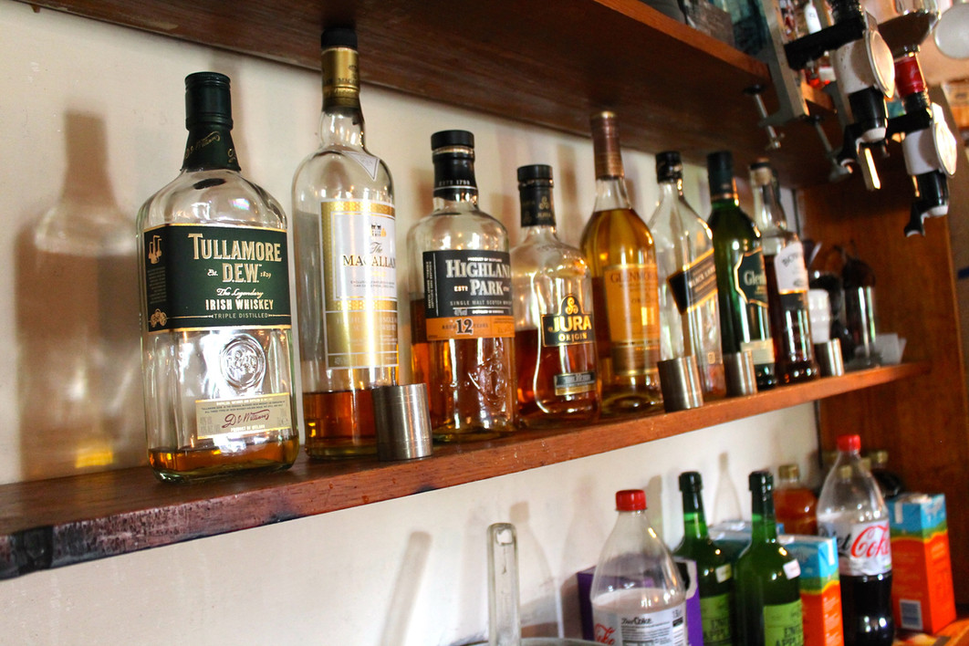 The Halfway House Drinks