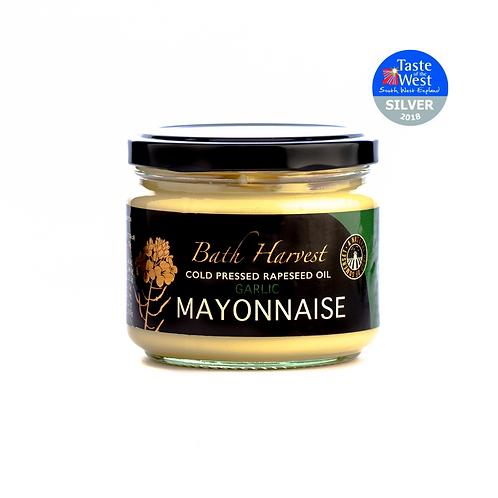 Garlic Rapeseed Oil Mayonnaise