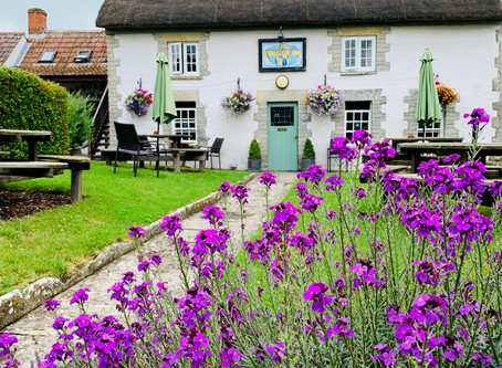 Enjoy a country walk and join us at the Kingsdon Inn.