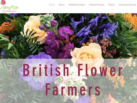 Compton Flowers Website