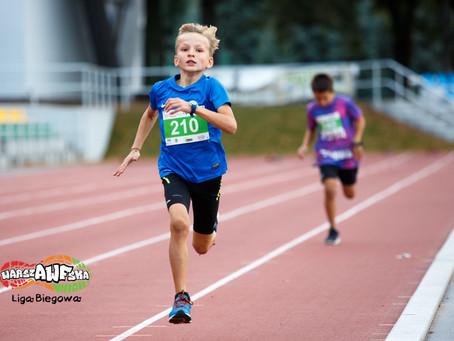 Coraz więcej młodych biegaczy!