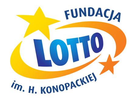 Fundacja LOTTO oficjalnym PARTNEREM!