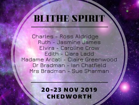 Blithe Spirit Cast
