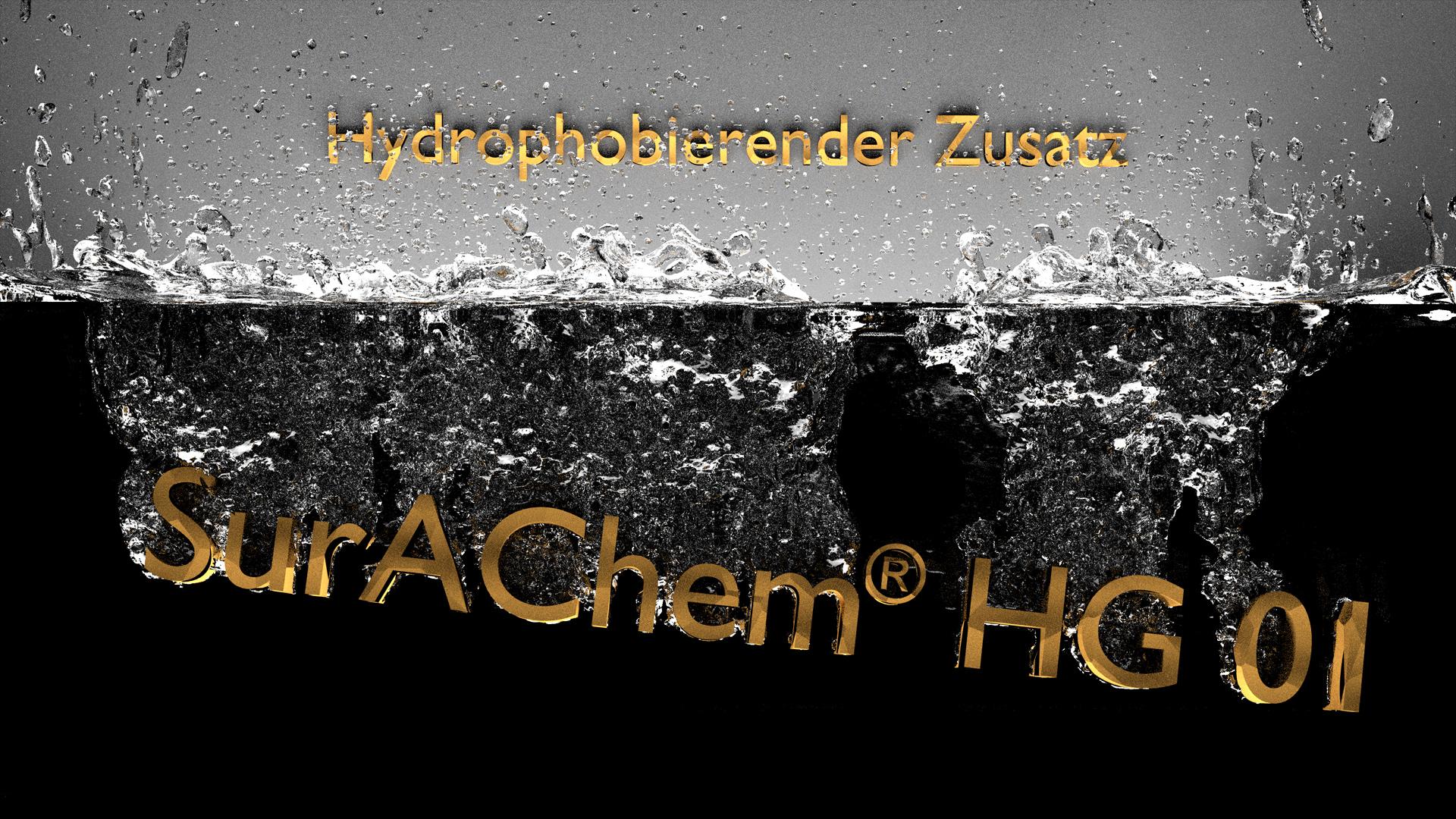 Finalle Hydrophobierender Zusatz
