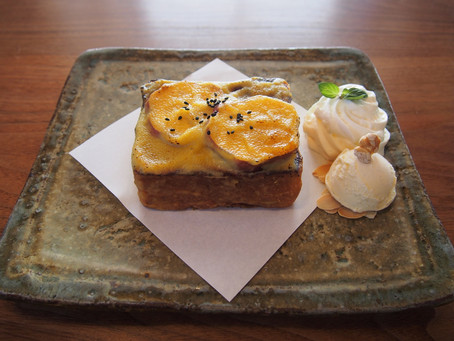 10/13〜 姫様の安納芋フレンチトースト はじまります♪