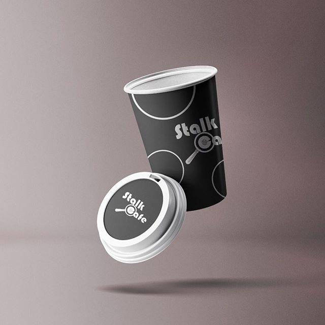 Stalk Cafe Cup Tasarımı