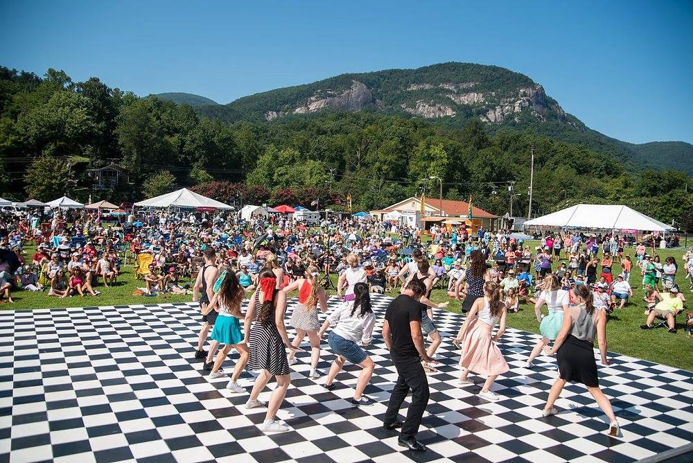 2017 Dirty Dancing Festival, Lake Lure