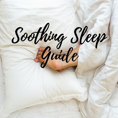 Soothing Sleep Guide