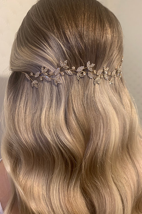 Ibiza Hair Vine (Gold)