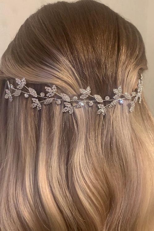Ibiza Hair Vine (Silver)