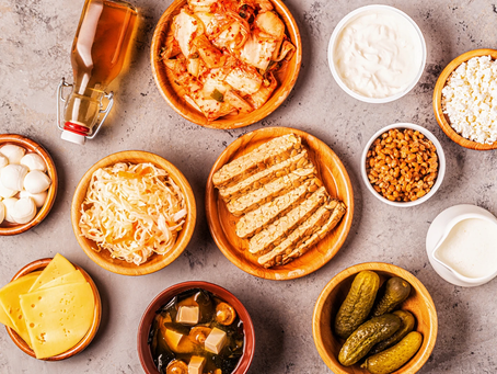 Reasons Why You Should Start Eating Fermented Foods