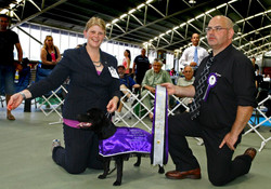 Best In Specialty Show - March 2010